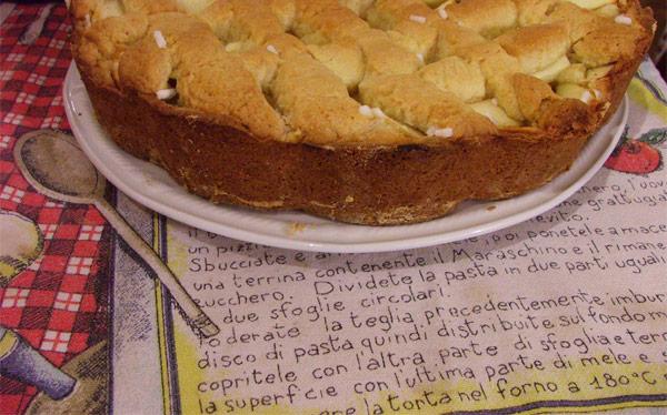 Blog con ricette di dolci