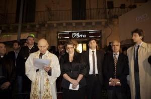 Inaugurazione Caffè Alvino a Lecce.