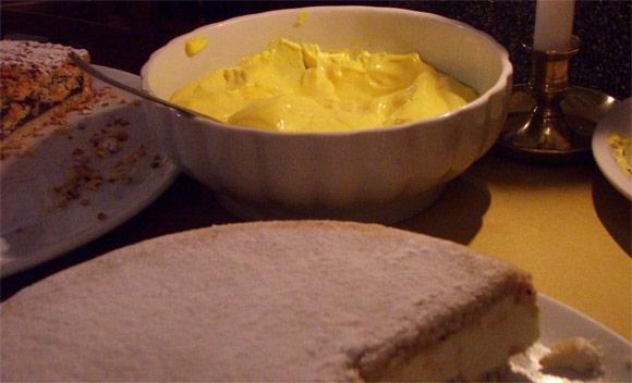 Crema pasticcera gialla