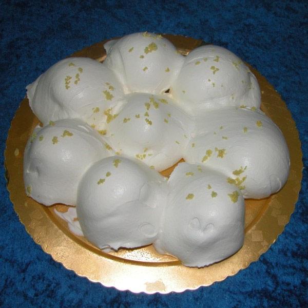 Delizie al limone della Pasticceria Sparono di Caiazzo