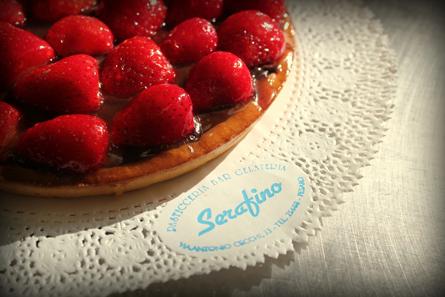 Torta di fragole_fotografia Cristina Principale