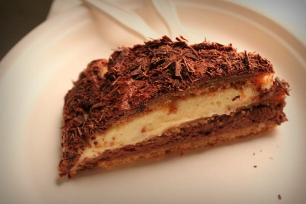 Torta Rocher_fotografia Cristina Principale