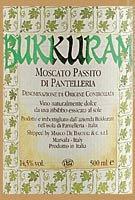 L'abbinamento del vino eseguito dal Sommelier Vincenzo Donatiello: Passito di Pantelleria Bukkuram 2005 Marco de Bartoli