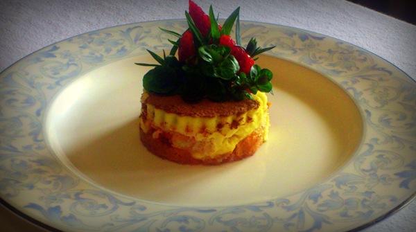 Il dessert al mascarpone di Fabio Drudi