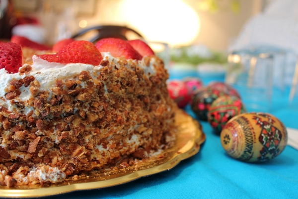 La torta Millevoglie_fotografie Cristina Principale