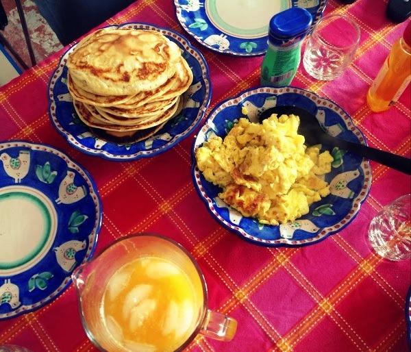 Pancakes ammericani_Daria D'Acquisto