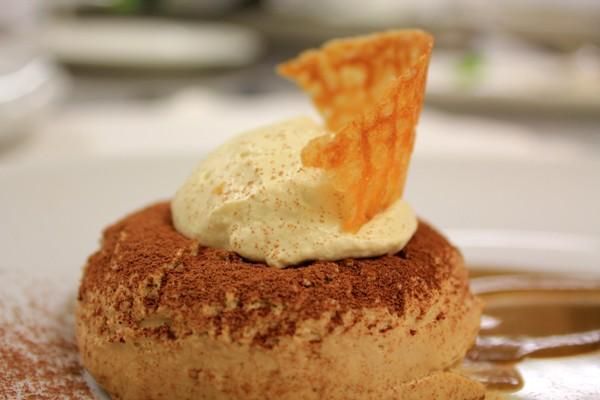 Pronta per l'assaggio:Tortina di mascarpone dello Chef Carli_fotografie Cristina Principale