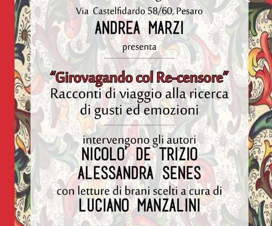 EVENTO 7 Novembre 2015_Il Re-censore