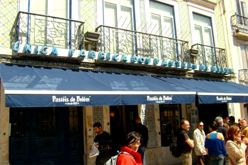 Pasteis de Belem - Lisbona
