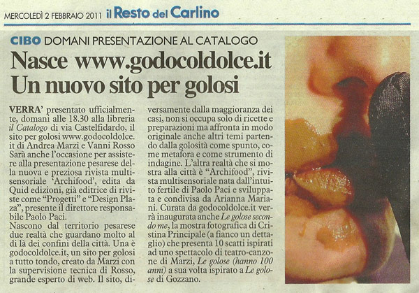 Nasce Godo Coldolce