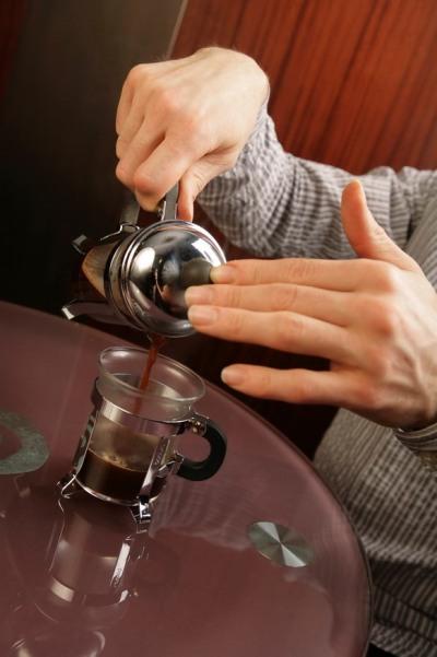 Aroma - estrazione caffè in pressofiltro