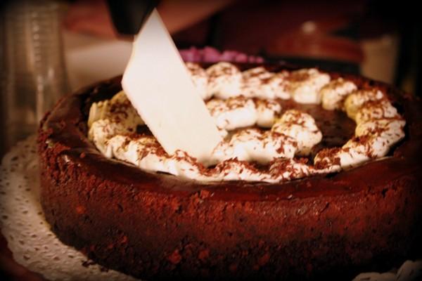 chessecake cioccolato e caffè di Radice_fotografie Cristina Principale