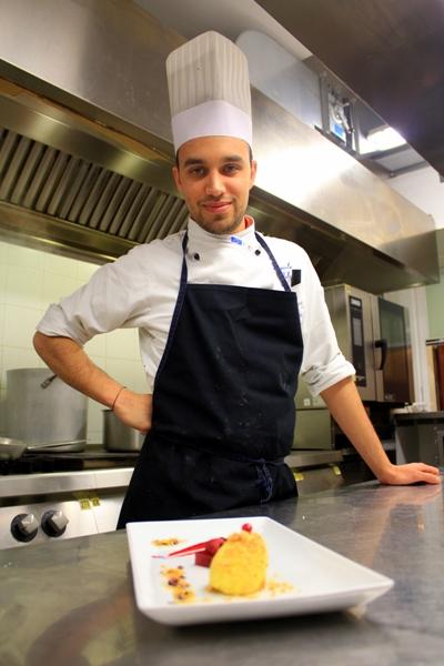 Lo chef Daniele Meli_fotografie Cristina Principale