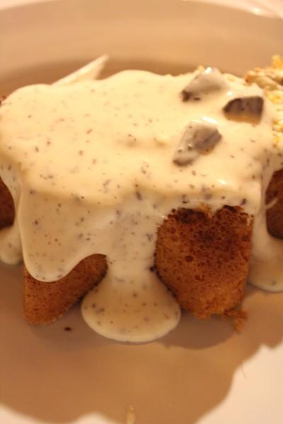 Pandoro con crema al mascarpone e cioccolata fondente_fotografia Cristina Principale