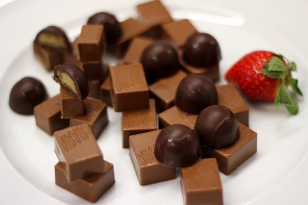 Cioccolatini al latte e fondente dello Chef Daniele Meli_fotografie Cristina Principale